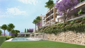 ANDALUSIAN CONTEMPORARY RESORT BENALMÁDENA FROM 256 000 €