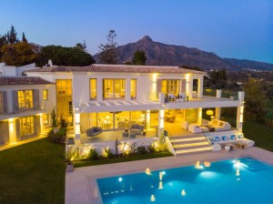 BEAUTIFUL GOLF VILLA MARBELLA 7 495 000 €