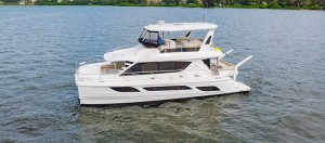 48 Power Catamaran - Price on request
