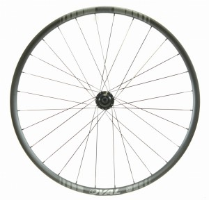 Wheelset Oval 524 Disc TA